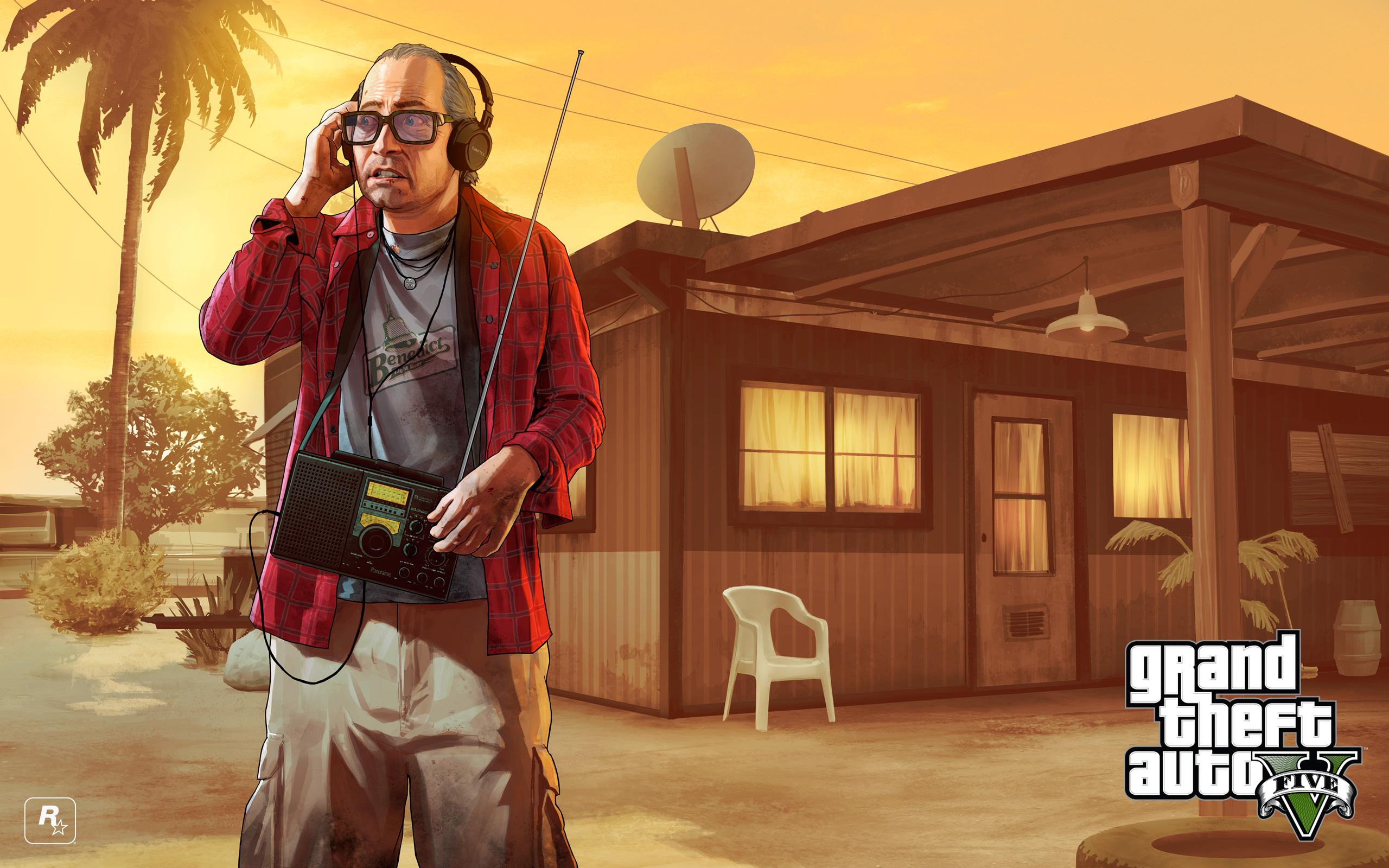 Nové obrázky z Grand Theft Auto V 85793