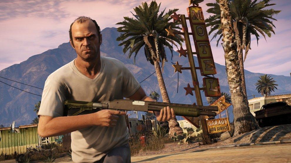 Nové obrázky z Grand Theft Auto V 85798