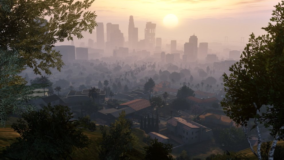 Nové obrázky z Grand Theft Auto V 85800