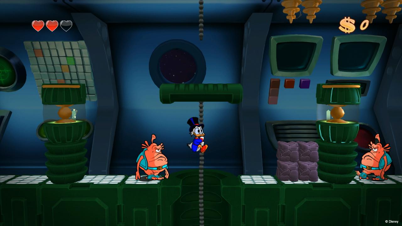 Dobrodružství na měsíci v DuckTales: Remastered 85812