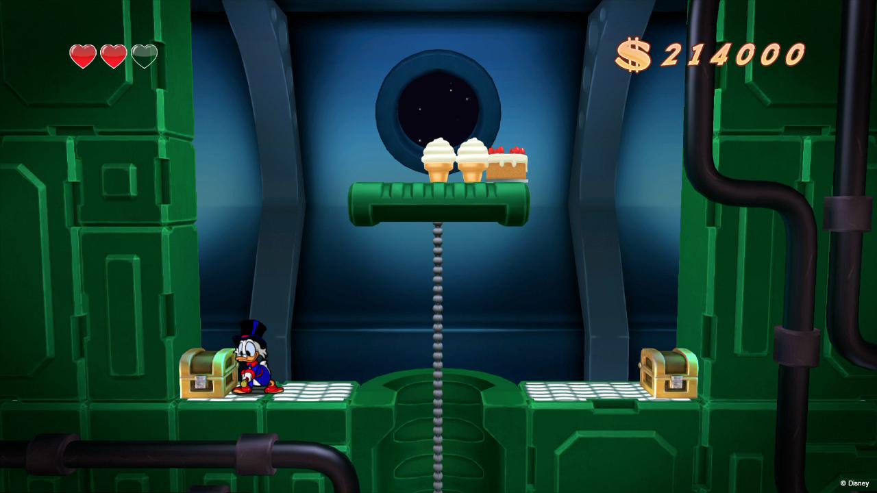 Dobrodružství na měsíci v DuckTales: Remastered 85813