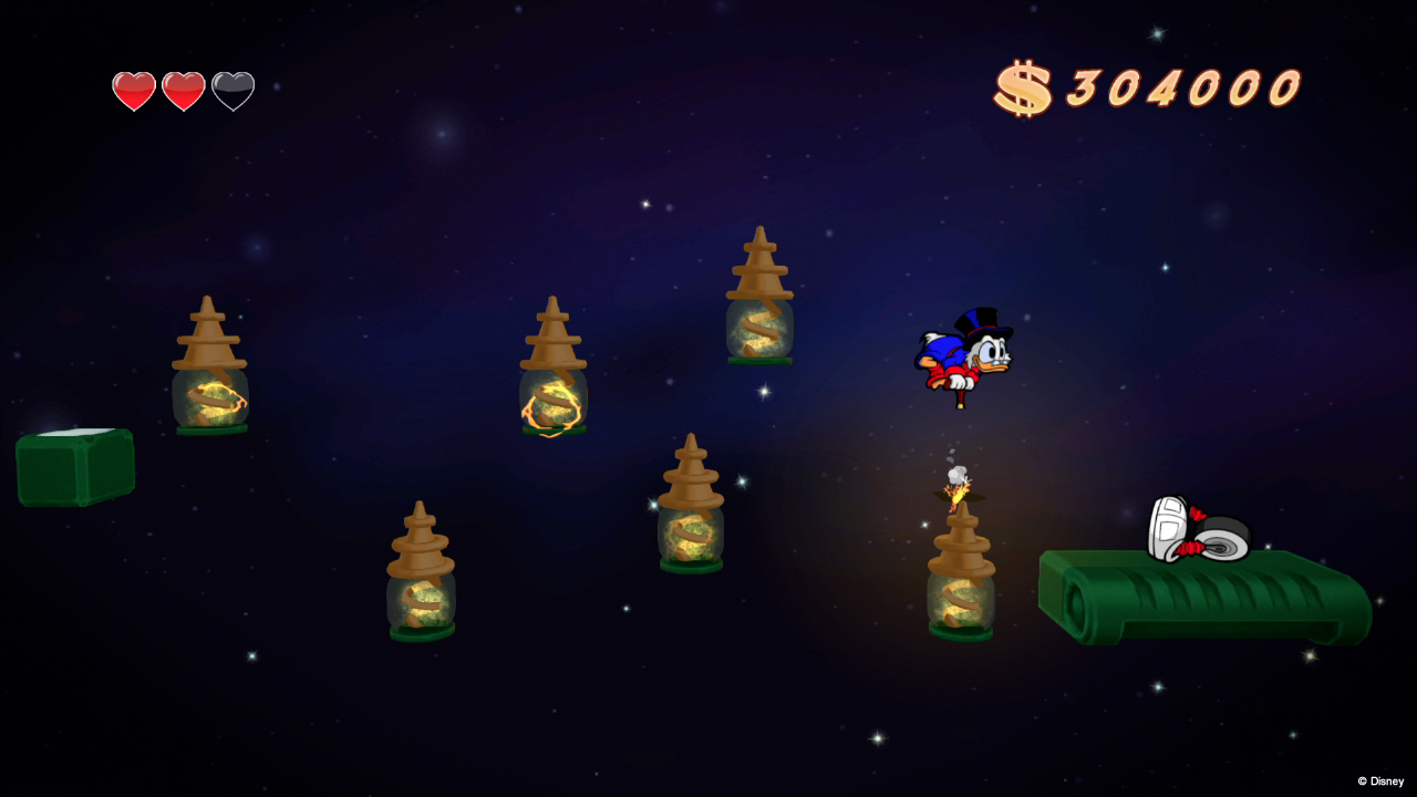 Dobrodružství na měsíci v DuckTales: Remastered 85814