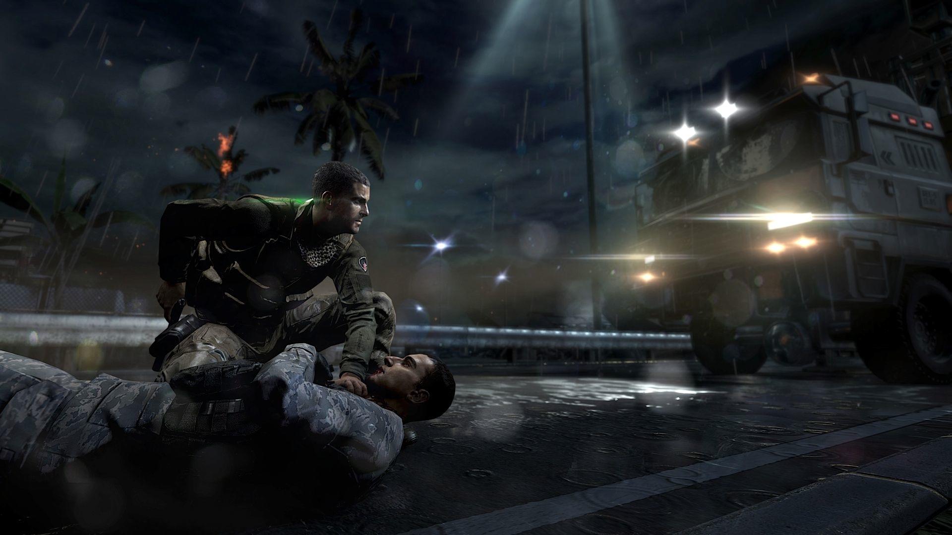 Startovní trailer a obrázky ze Splinter Cell: Blacklist 85832
