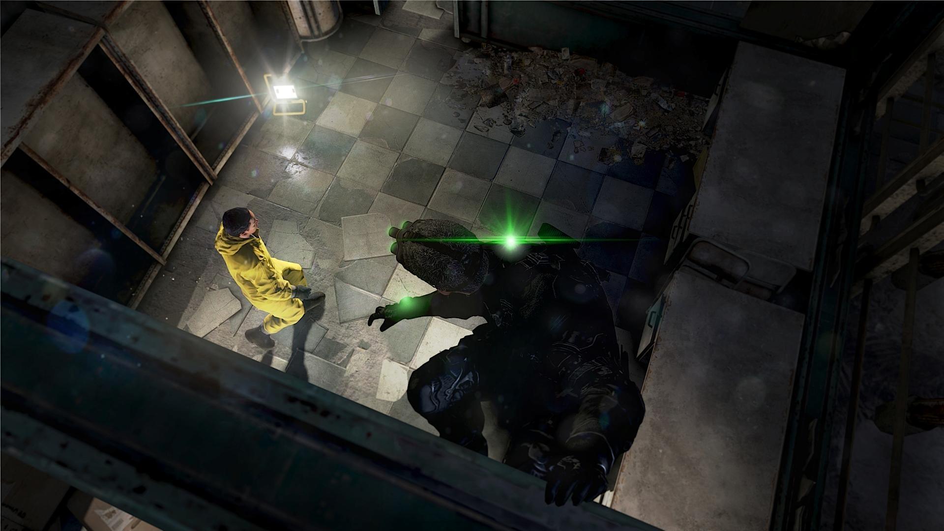 Startovní trailer a obrázky ze Splinter Cell: Blacklist 85833