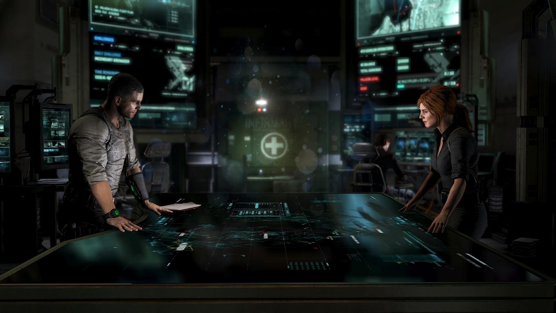 Startovní trailer a obrázky ze Splinter Cell: Blacklist 85838