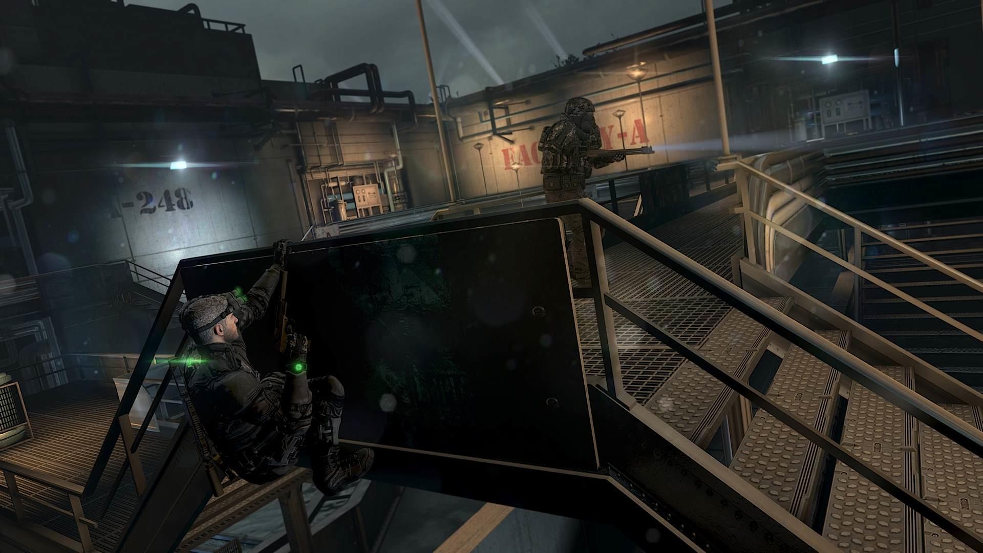 Startovní trailer a obrázky ze Splinter Cell: Blacklist 85839