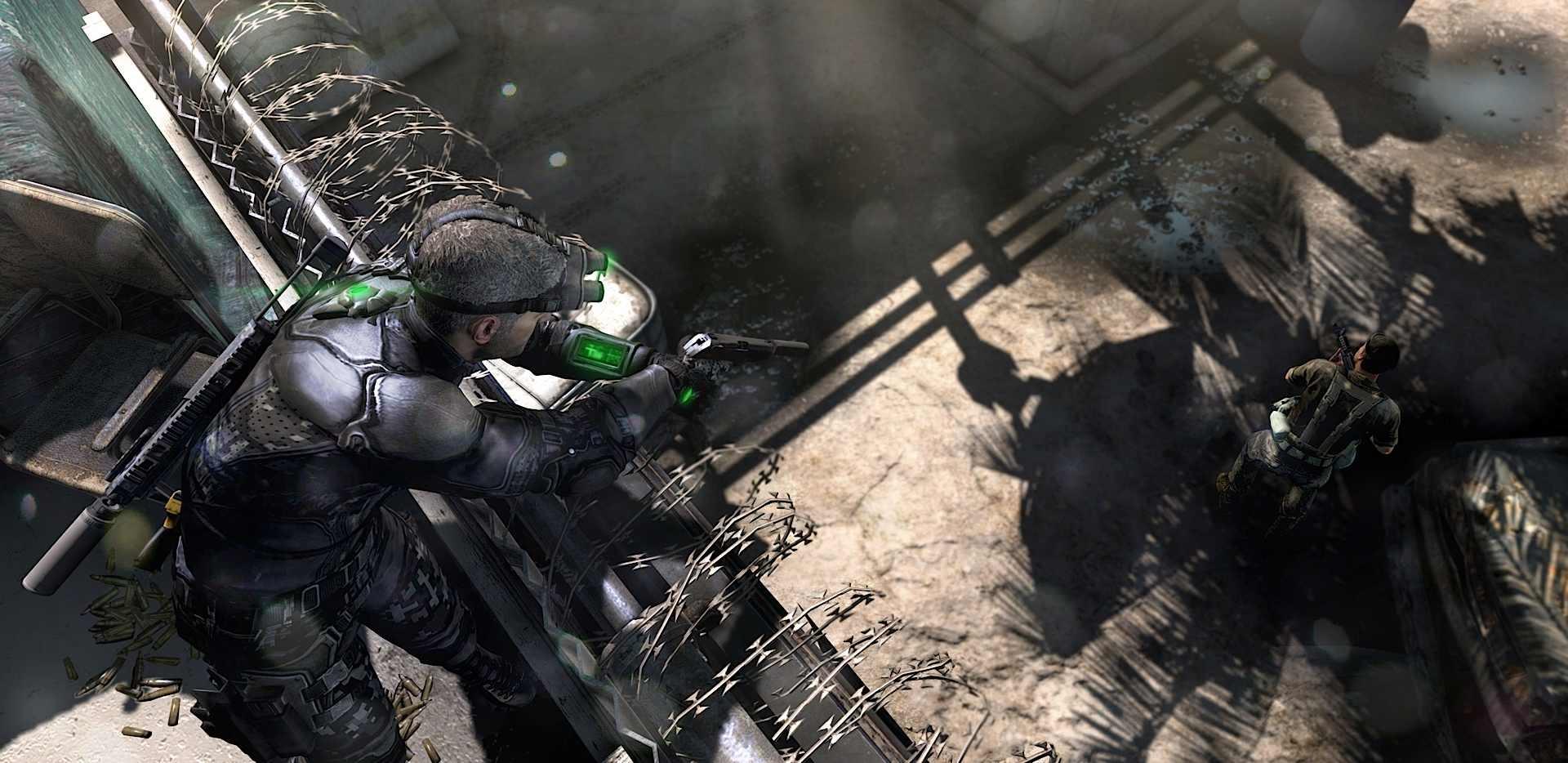 Startovní trailer a obrázky ze Splinter Cell: Blacklist 85840