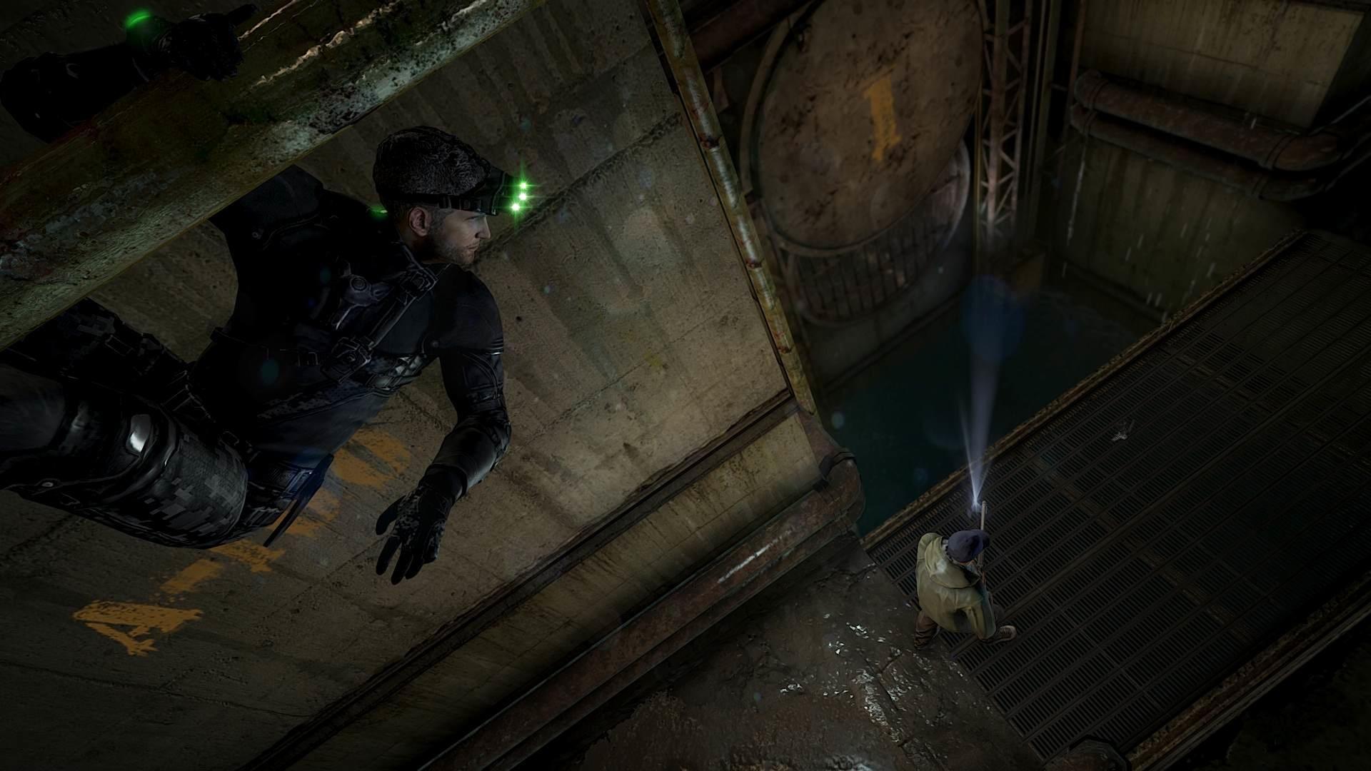 Startovní trailer a obrázky ze Splinter Cell: Blacklist 85841