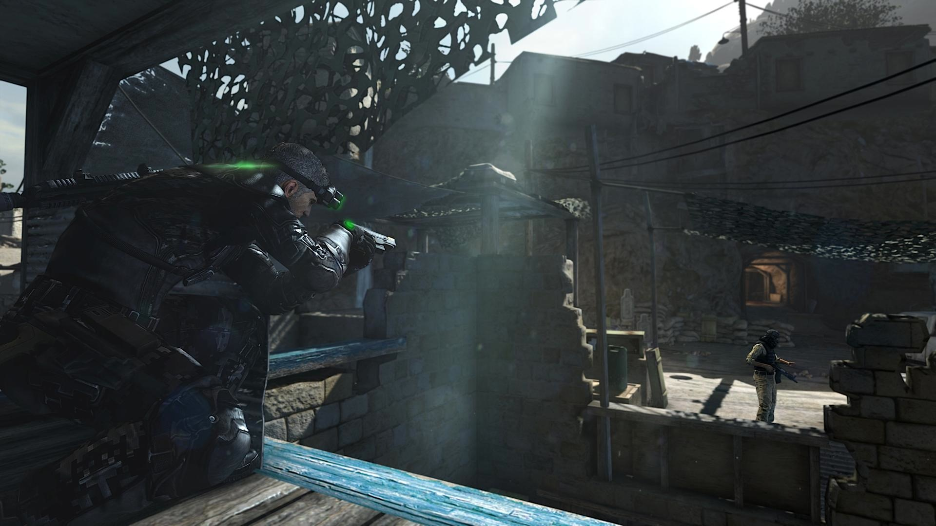 Startovní trailer a obrázky ze Splinter Cell: Blacklist 85843
