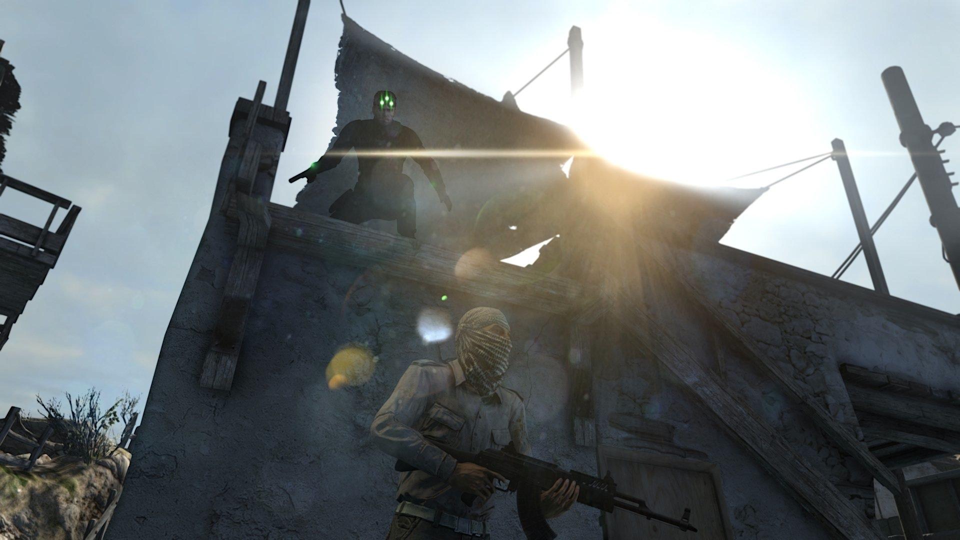 Startovní trailer a obrázky ze Splinter Cell: Blacklist 85844