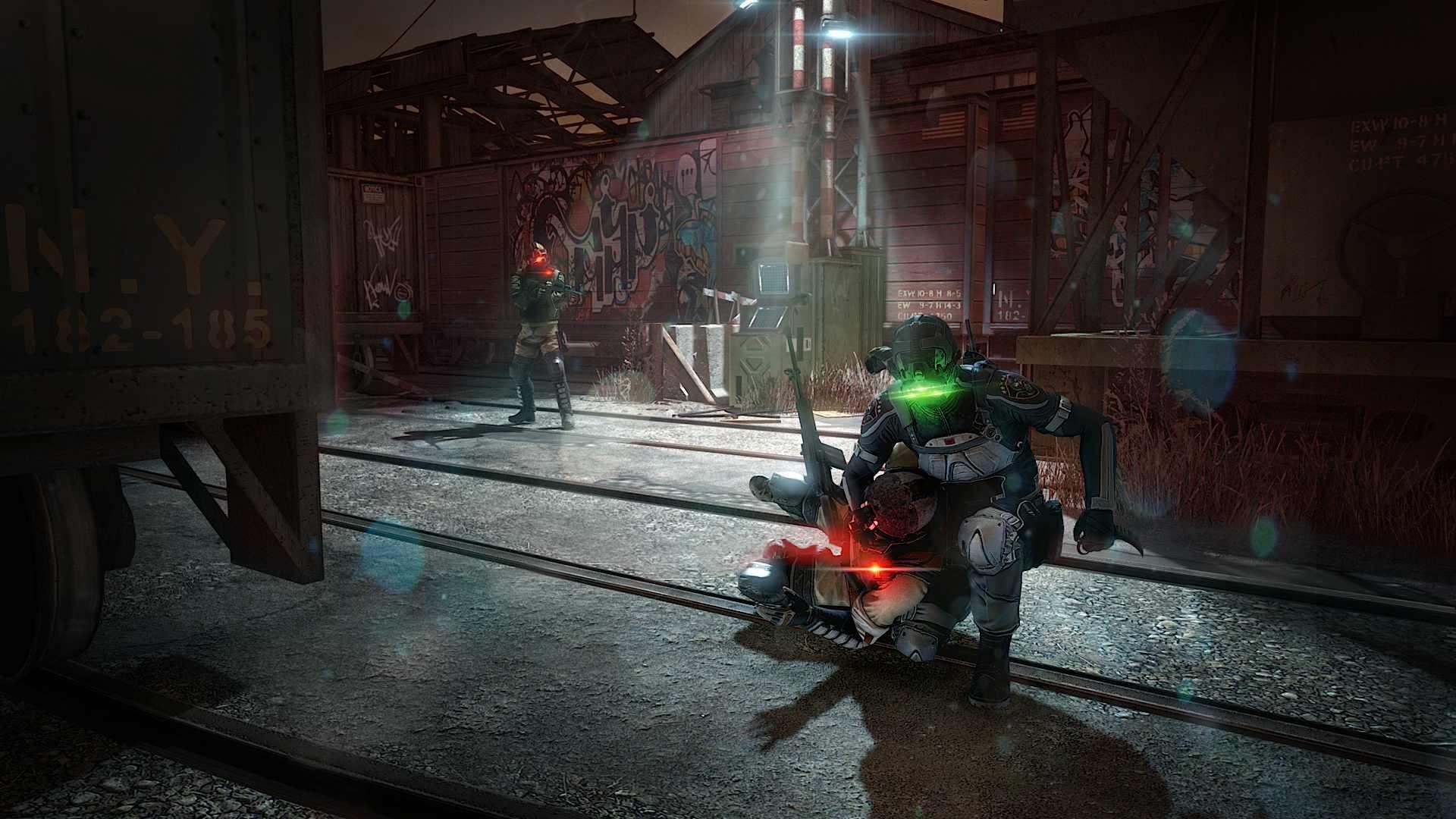 Startovní trailer a obrázky ze Splinter Cell: Blacklist 85845