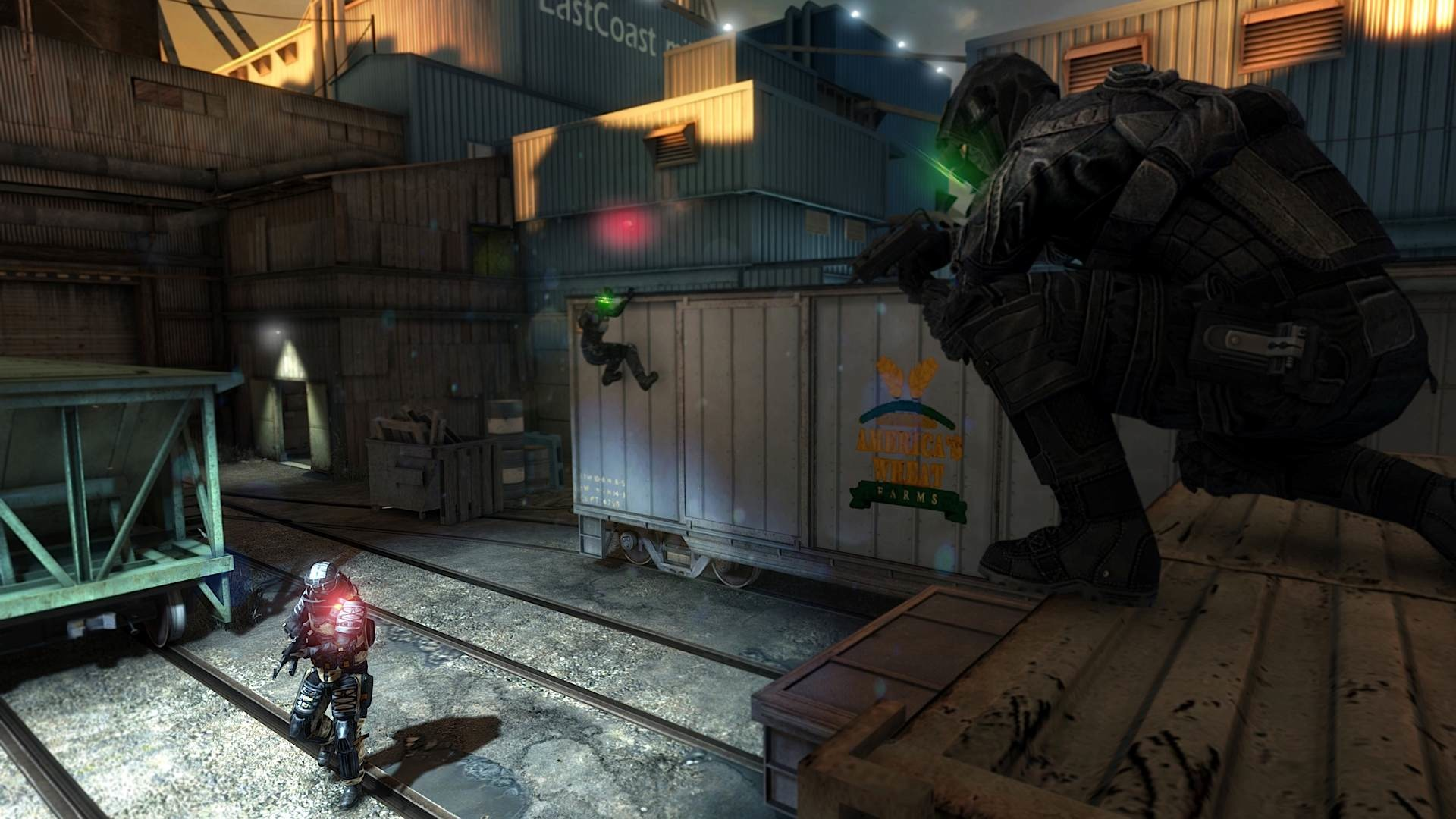 Startovní trailer a obrázky ze Splinter Cell: Blacklist 85847