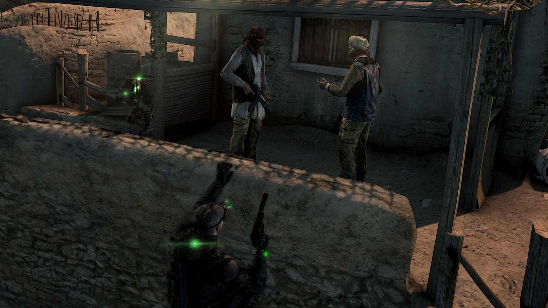 Startovní trailer a obrázky ze Splinter Cell: Blacklist 85848