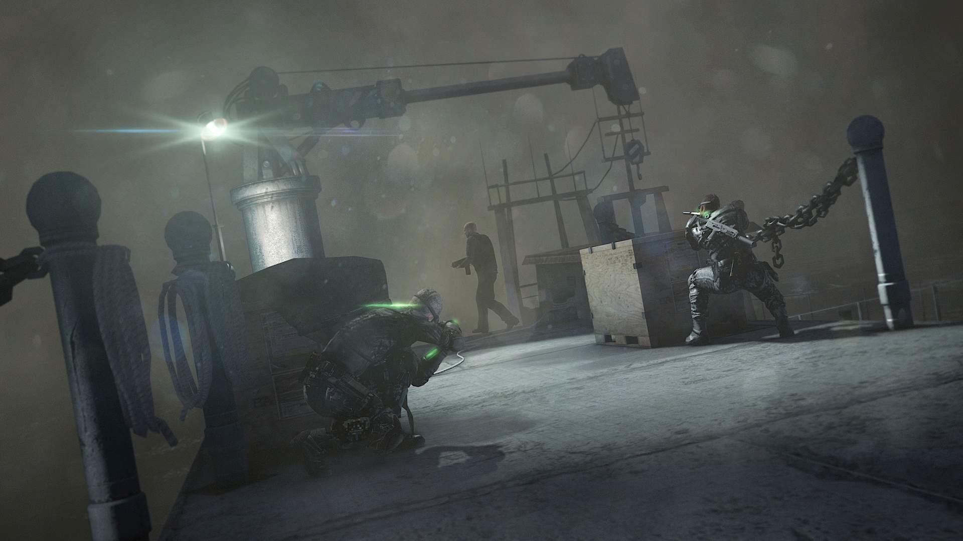 Startovní trailer a obrázky ze Splinter Cell: Blacklist 85849