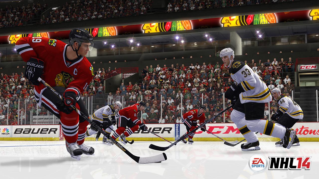 V úterý demo NHL 14 85852
