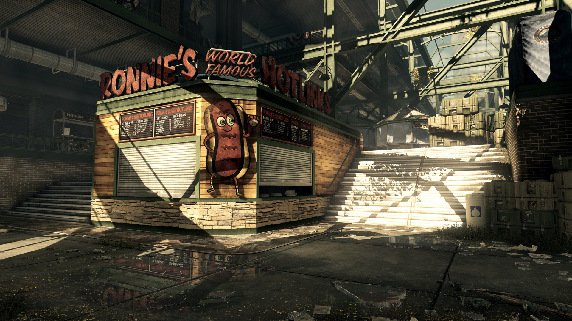 První záběry z multiplayeru Call of Duty: Ghosts 85856