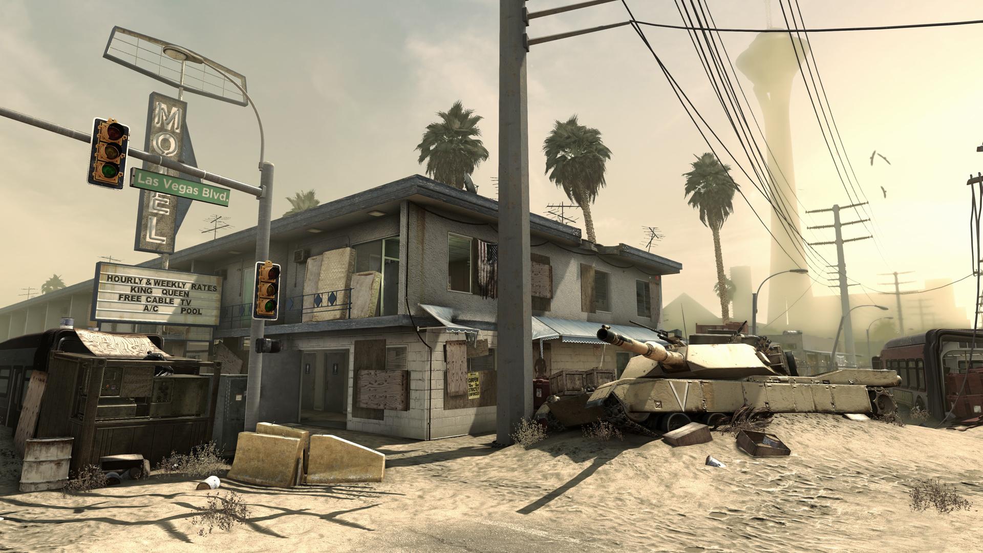 První záběry z multiplayeru Call of Duty: Ghosts 85857