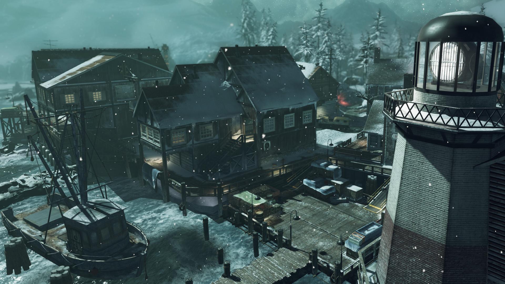 První záběry z multiplayeru Call of Duty: Ghosts 85858
