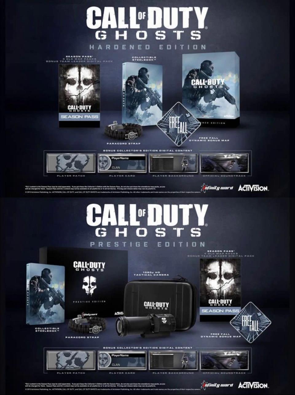 První záběry z multiplayeru Call of Duty: Ghosts 85861