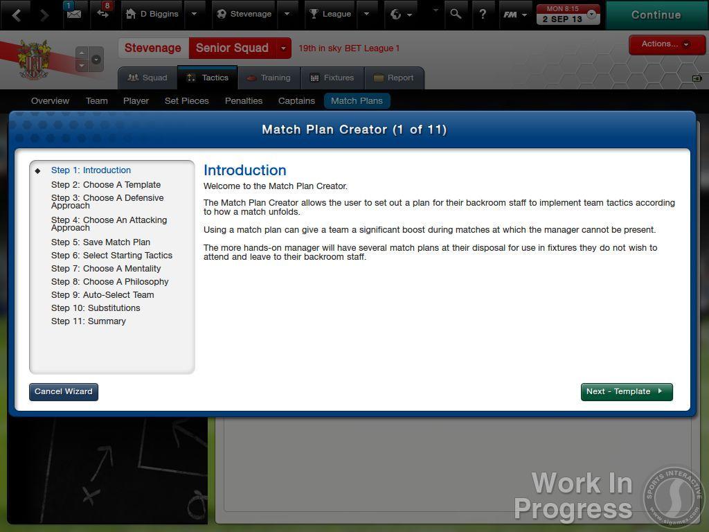 Přes 1000 vylepšení nabídne Football Manager 2014 85871