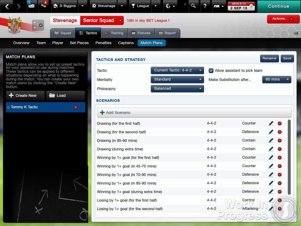 Přes 1000 vylepšení nabídne Football Manager 2014 85873
