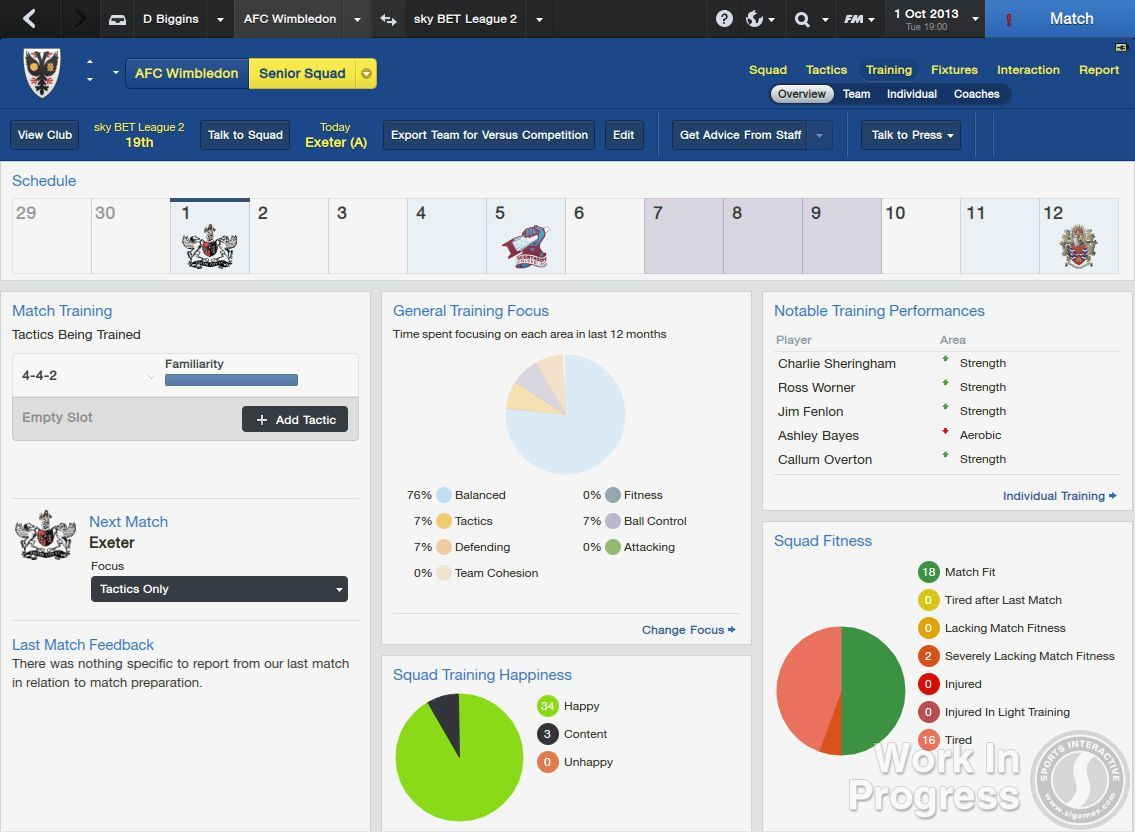 Přes 1000 vylepšení nabídne Football Manager 2014 85894
