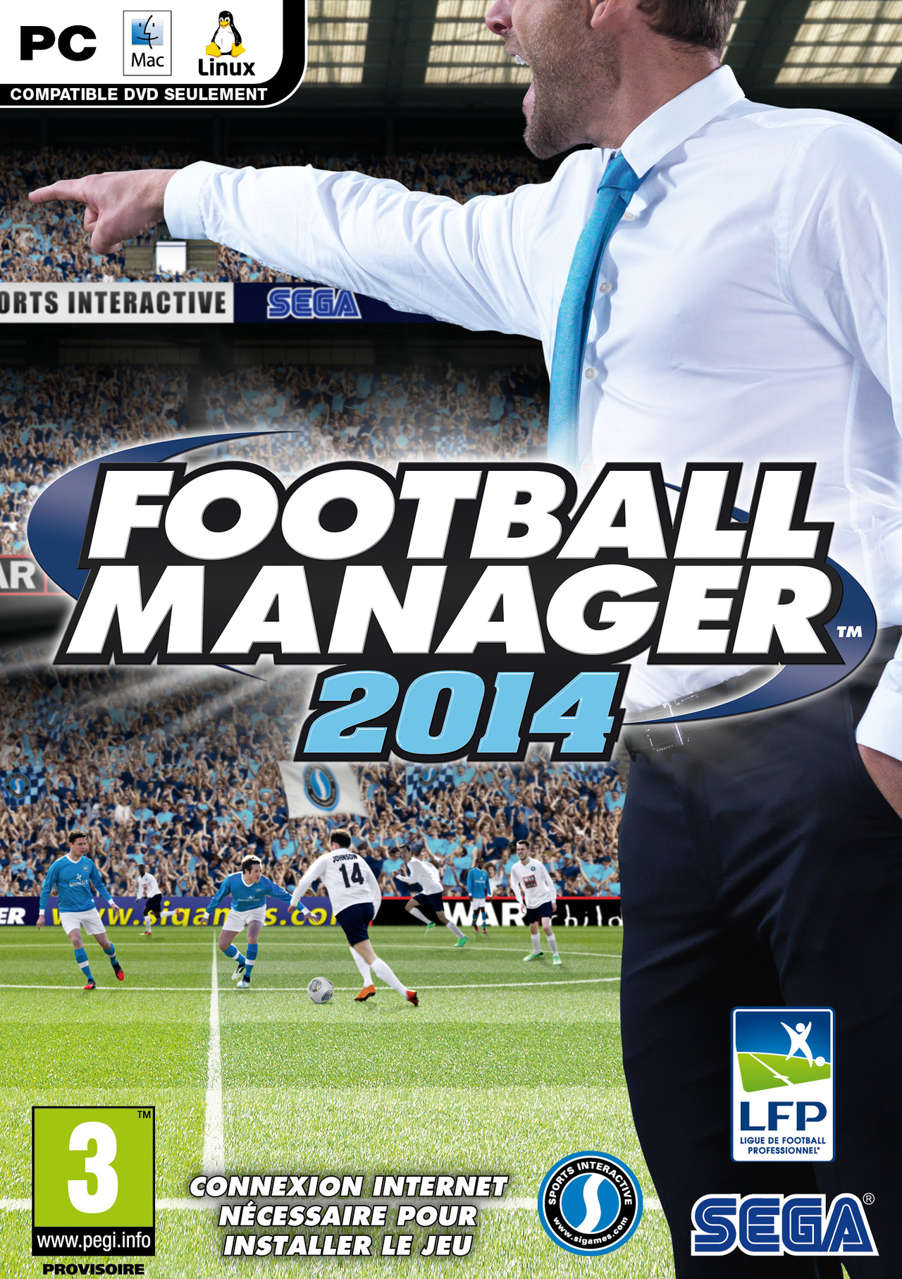 Přes 1000 vylepšení nabídne Football Manager 2014 85899