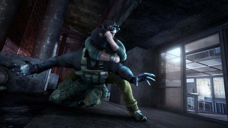 Splinter Cell: Conviction – Sam je zpět! 859