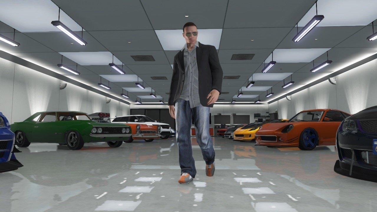 Vůbec první záběry z Grand Theft Auto Online 85918
