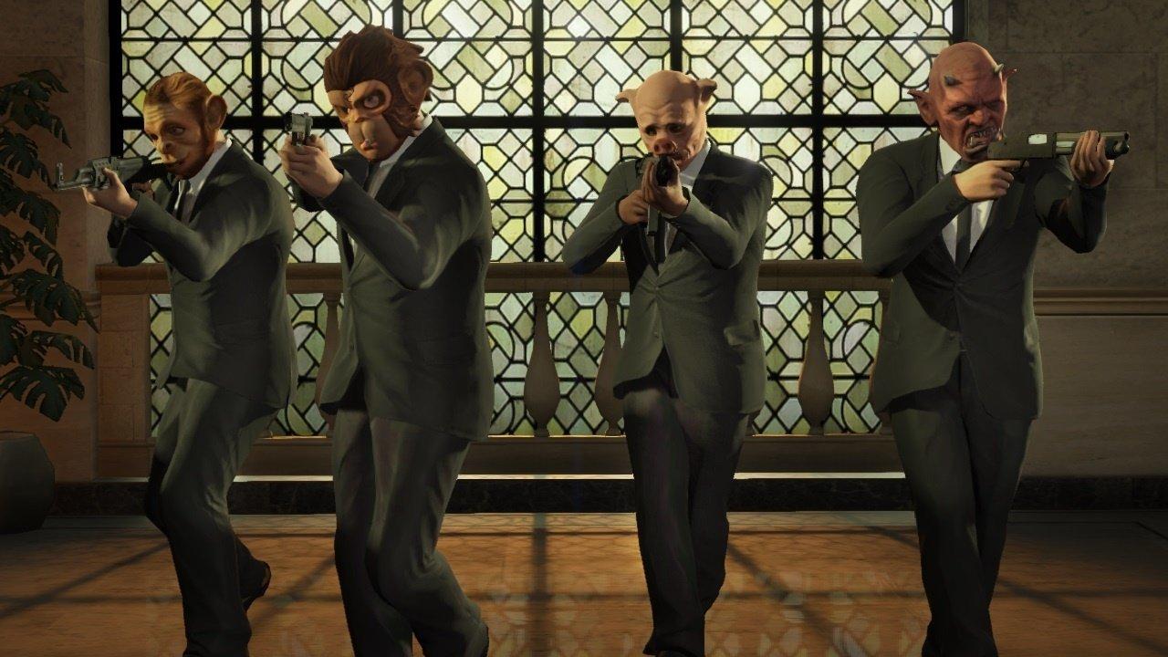 Podrobné info o multiplayerové části GTA 5 85922