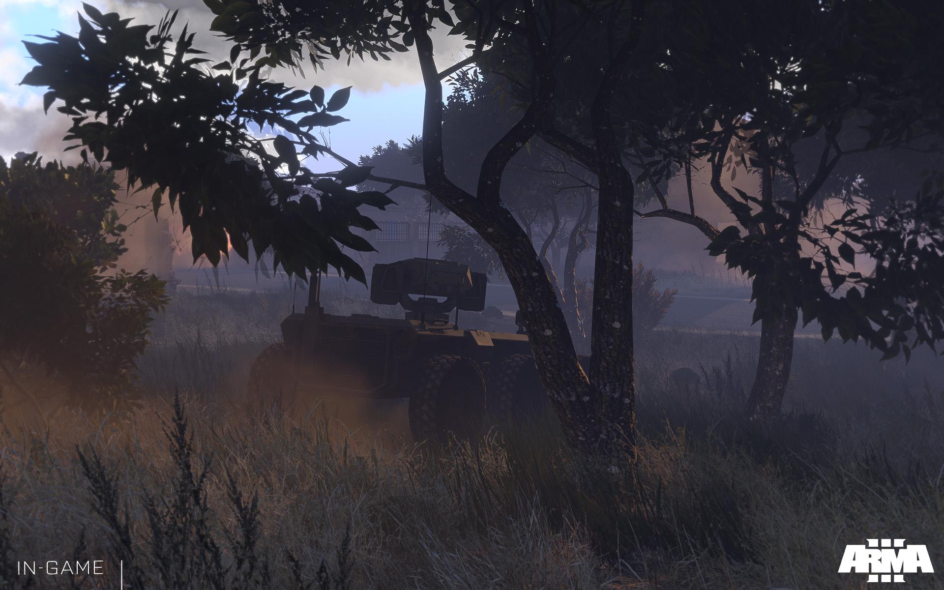 Uživatelské scénáře se v Armě 3 sdílí přes Steam Workshop 85933