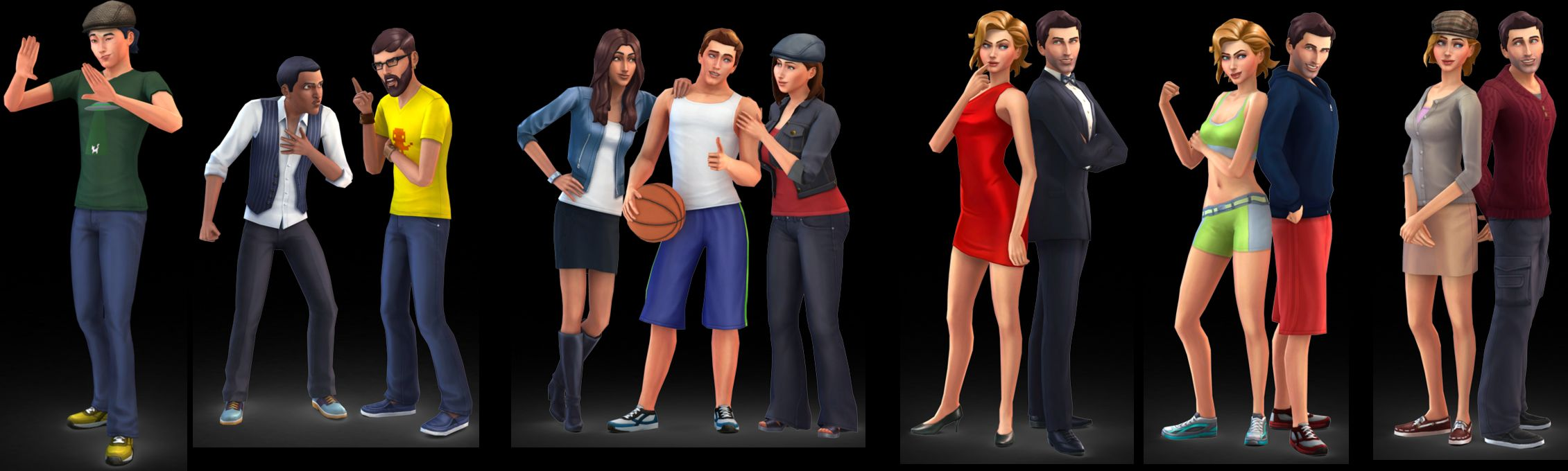 Detaily a obrázky ze Sims 4 86197