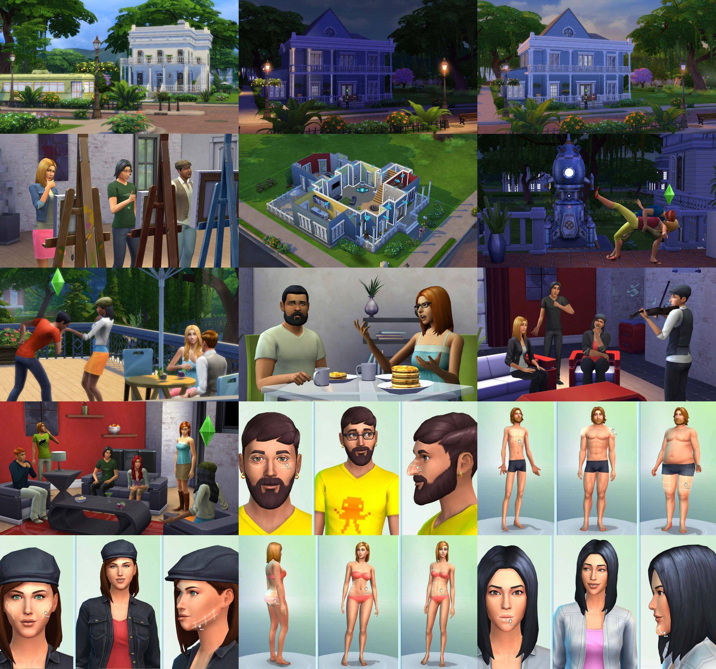Detaily a obrázky ze Sims 4 86198