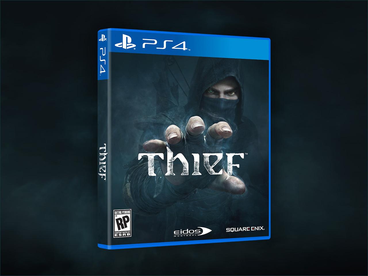 Thief si krade vaši pozornost v novém traileru 86202