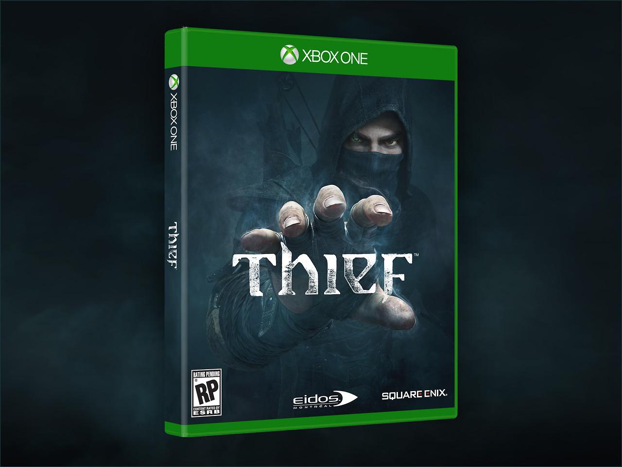 Thief si krade vaši pozornost v novém traileru 86204