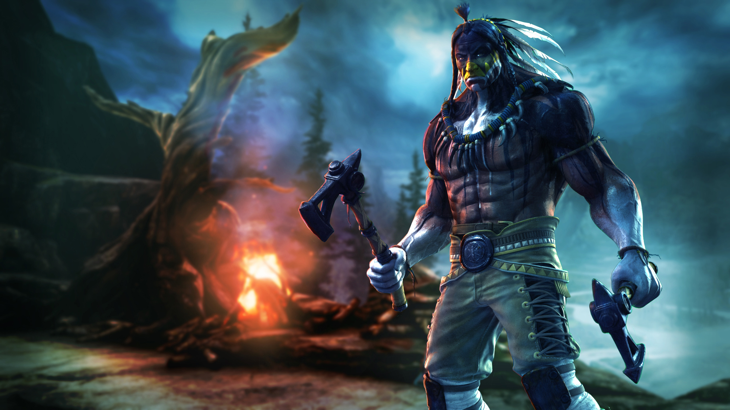 V bojovce Killer Instinct se objeví i Chief Thunder 86232
