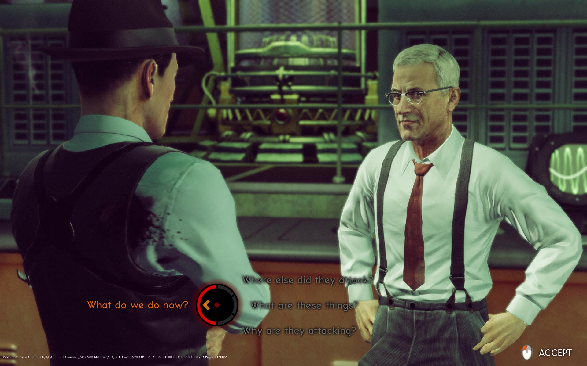 The Bureau: XCOM Declassified - když ne Rusové, tak kdo? 86244