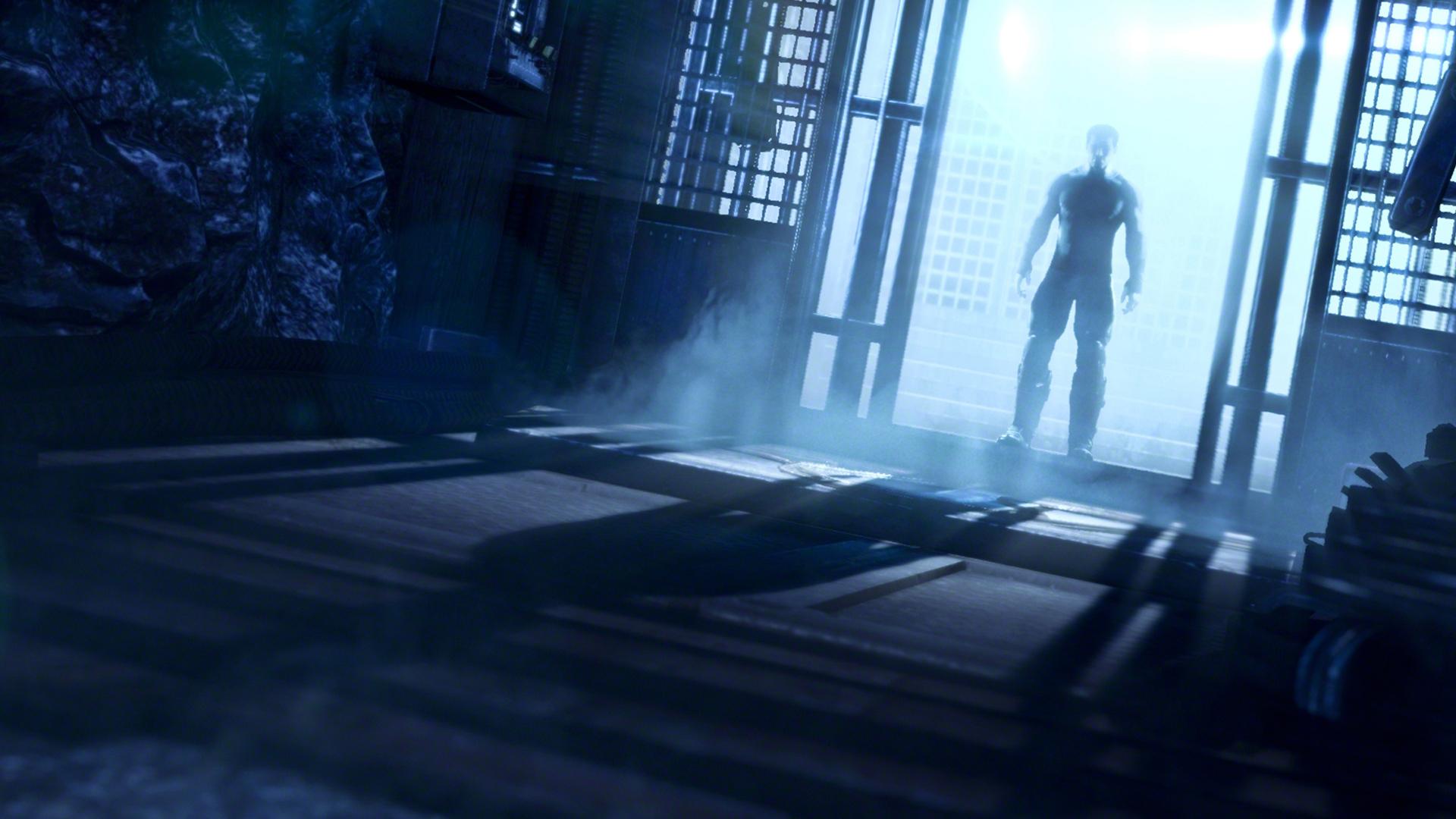 Obrazem: Batcave a Mad Hatter v Batman: Arkham Origins 86283