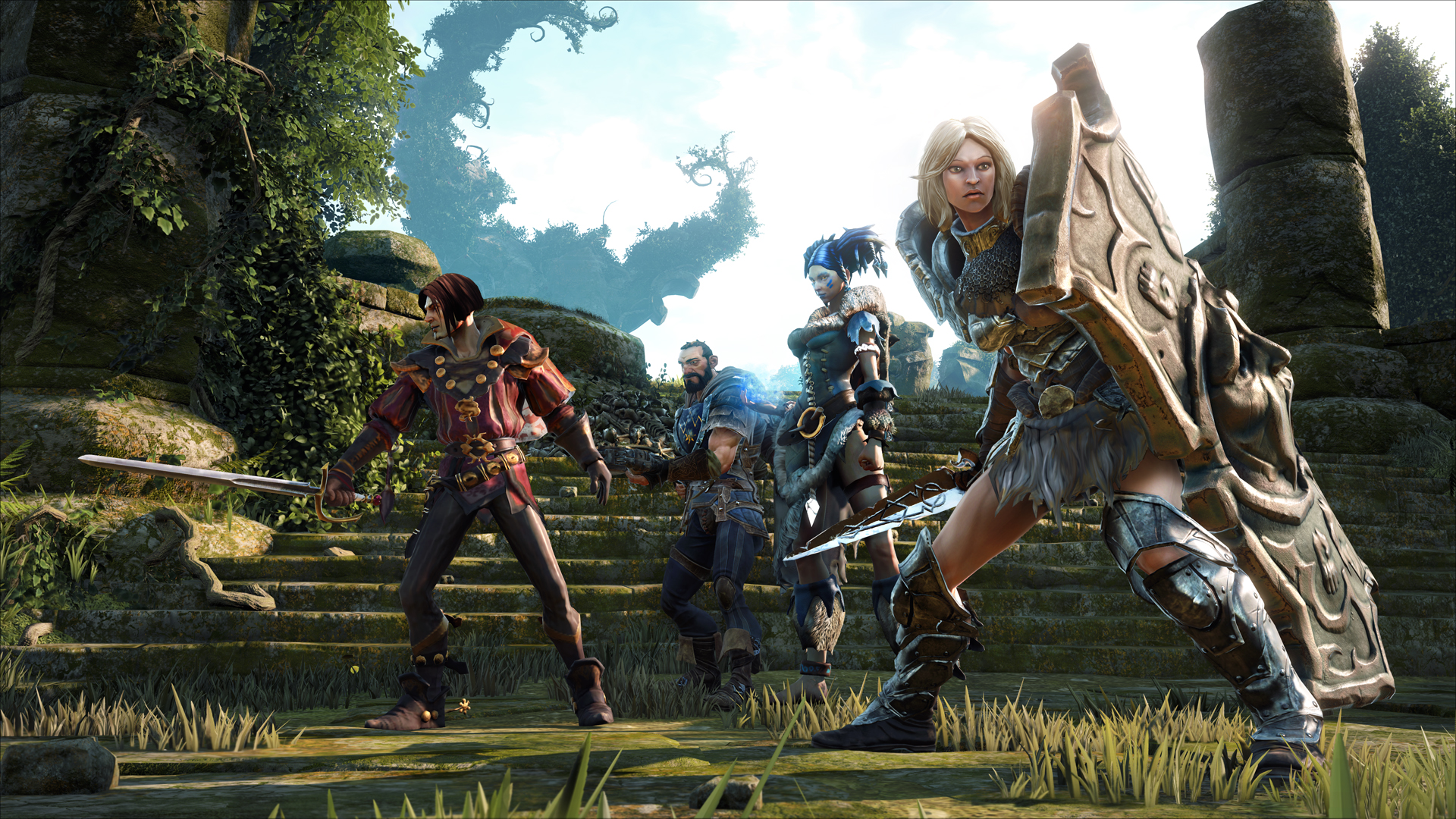 Microsoft oznámil Fable Legends pro Xbox One 86301