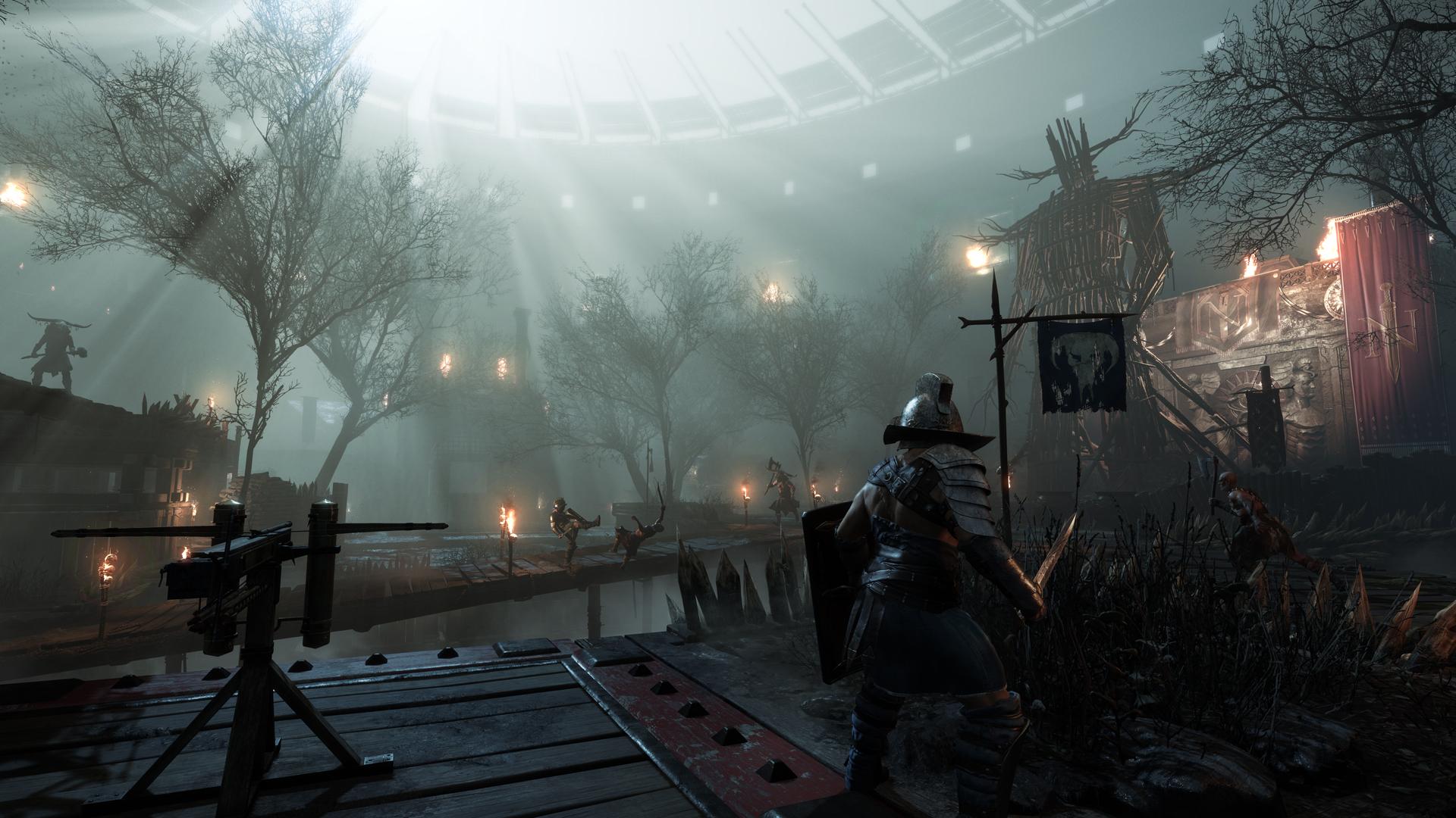 Souboje gladiátorů v Ryse: Son of Rome 86316