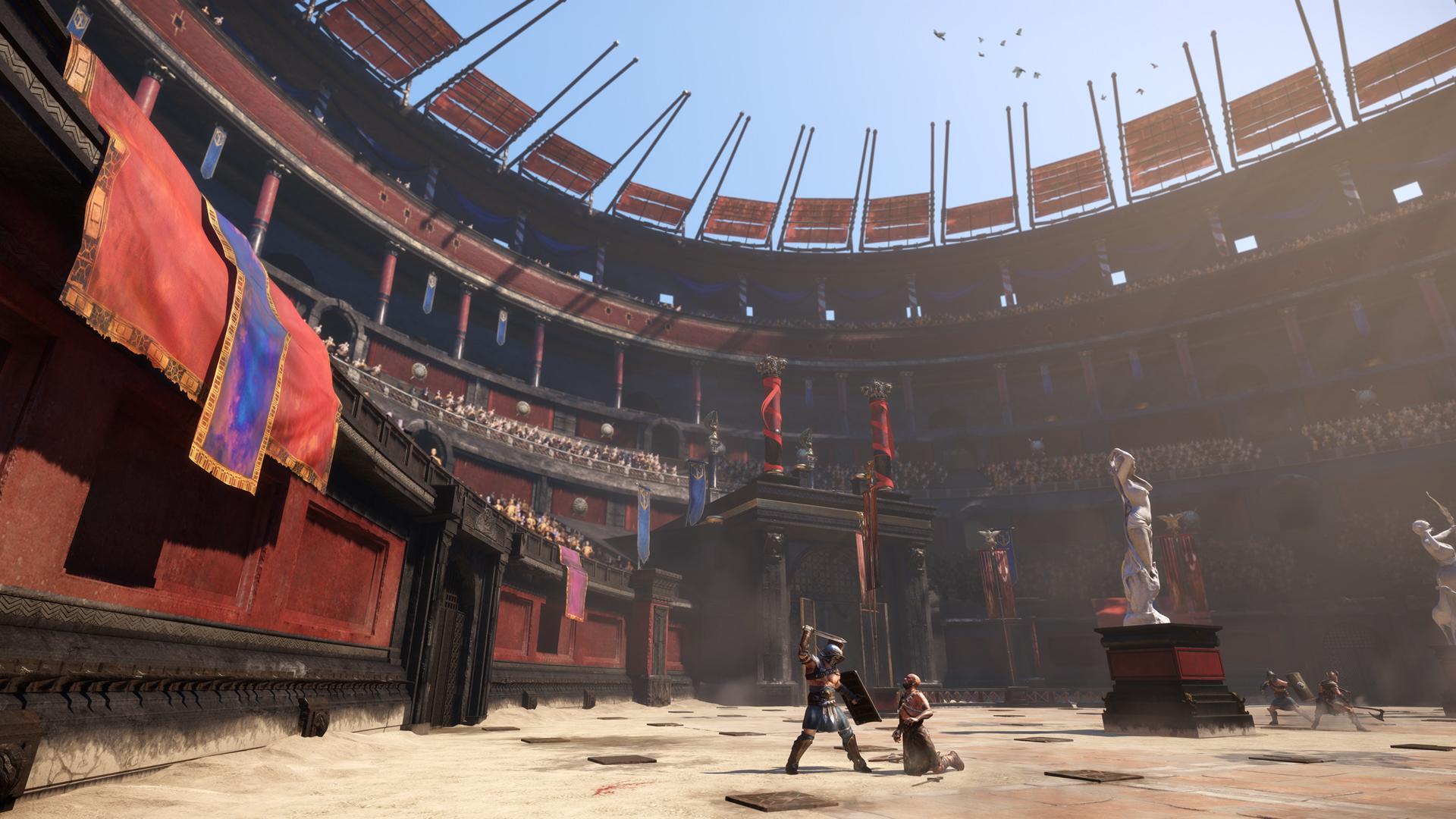 Souboje gladiátorů v Ryse: Son of Rome 86317