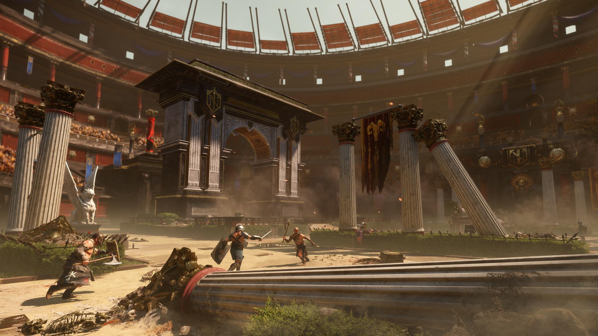 Souboje gladiátorů v Ryse: Son of Rome 86319