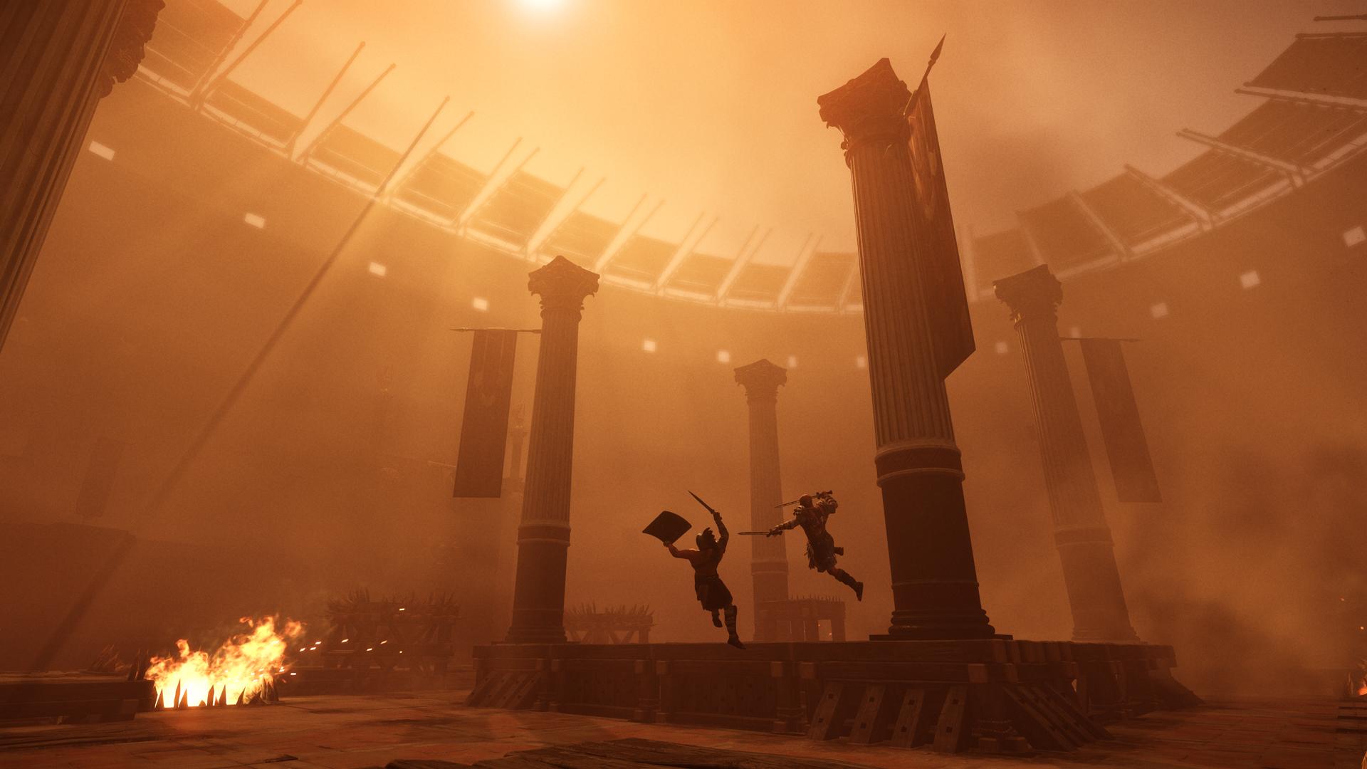 Souboje gladiátorů v Ryse: Son of Rome 86321