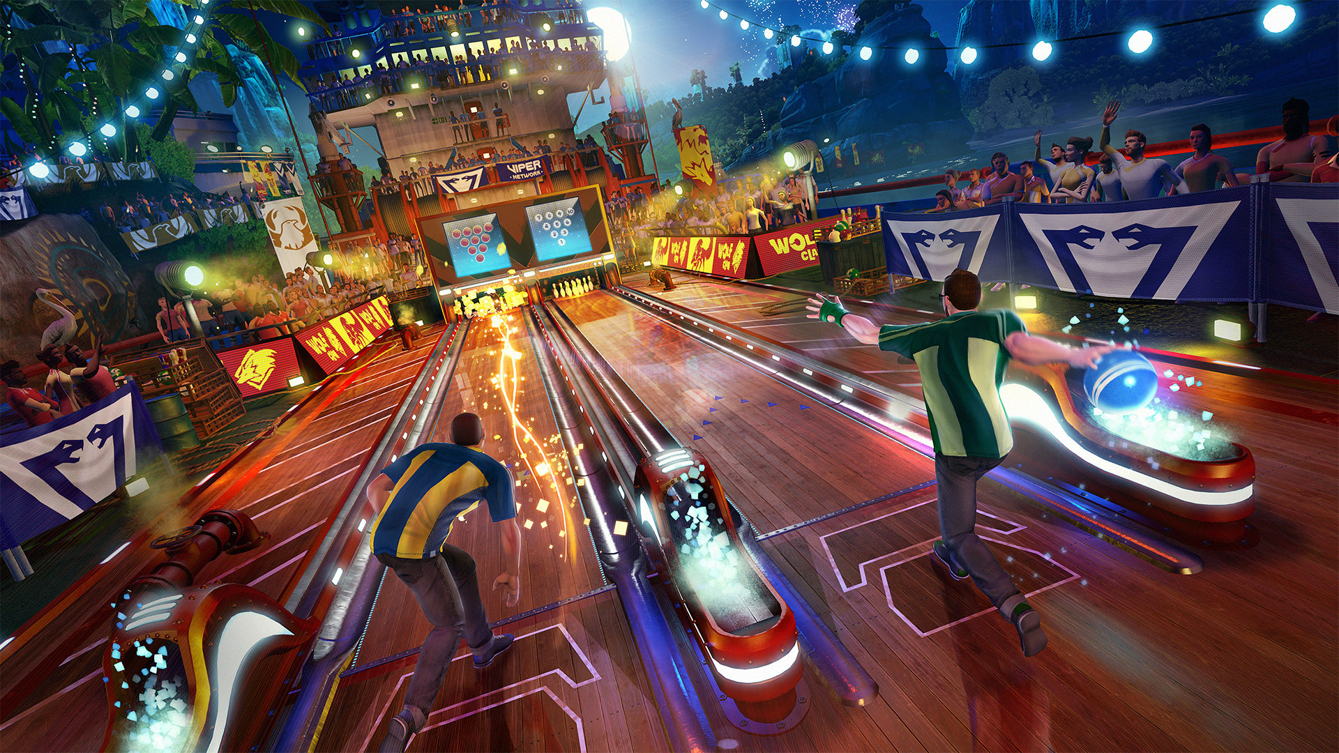 Povídání o nových zážitcích v Kinect Sports Rivals 86346