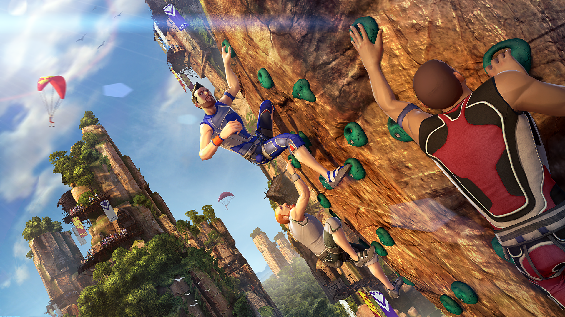 Povídání o nových zážitcích v Kinect Sports Rivals 86348