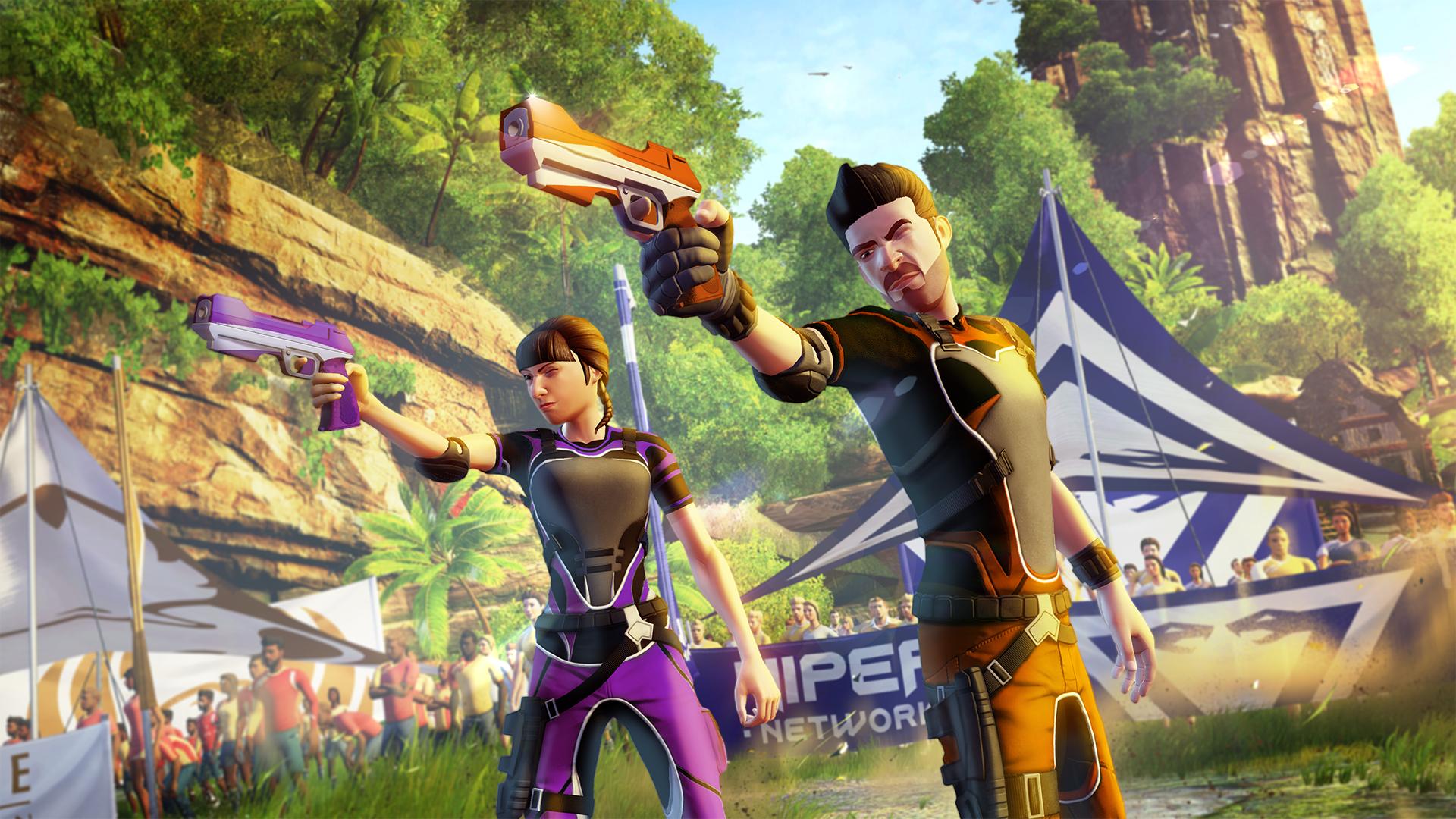 Povídání o nových zážitcích v Kinect Sports Rivals 86349