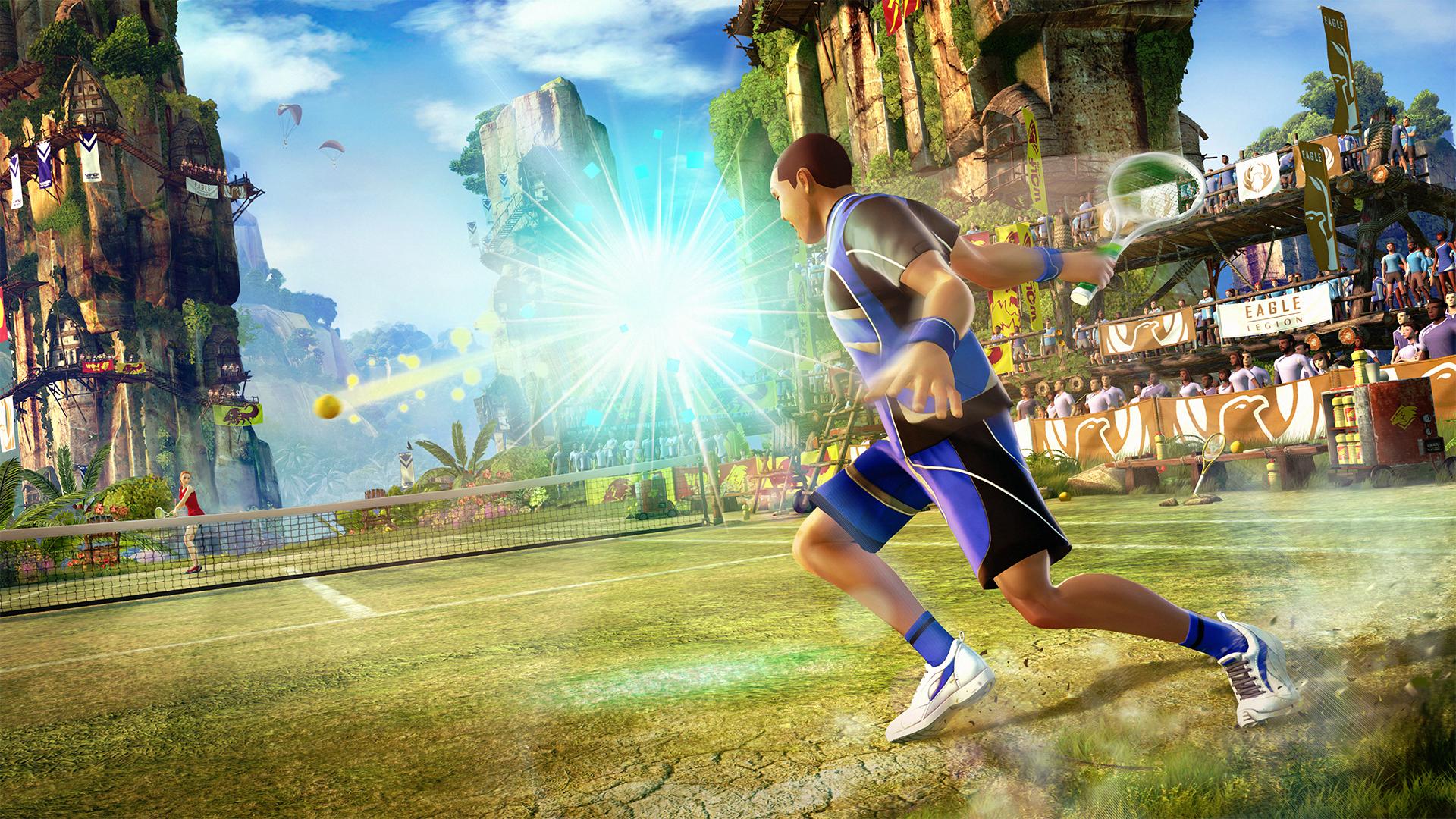 Povídání o nových zážitcích v Kinect Sports Rivals 86350