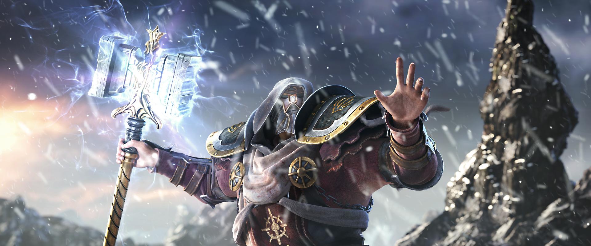 První trailer z next-gen RPG Lords of the Fallen 86366