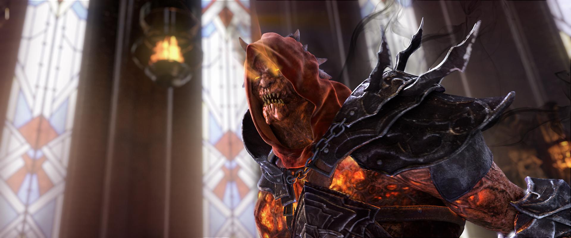 První trailer z next-gen RPG Lords of the Fallen 86368