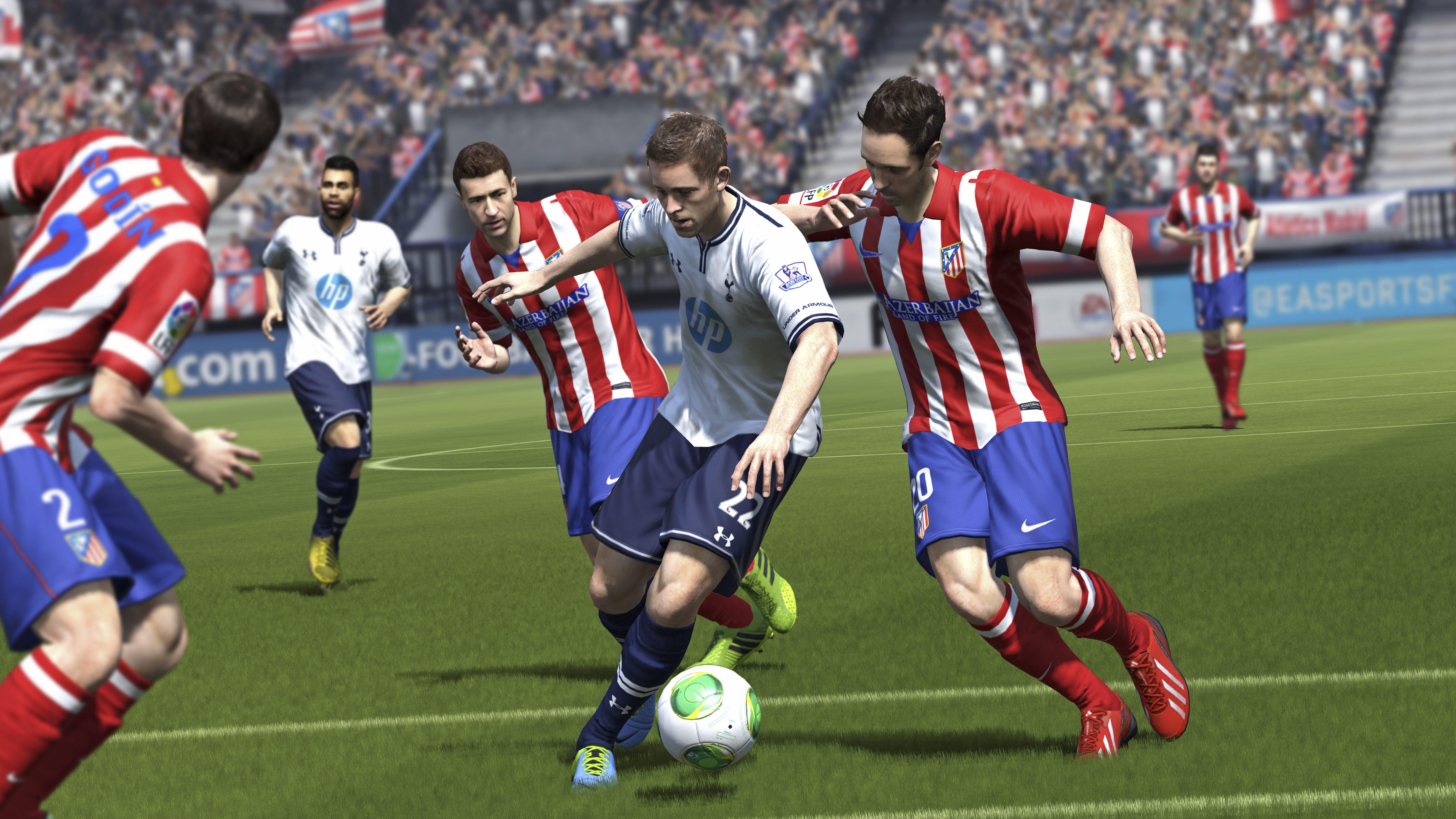 Obrázky z inFamous, NFS: Rivals, FIFA 14, Alien Rage 86403